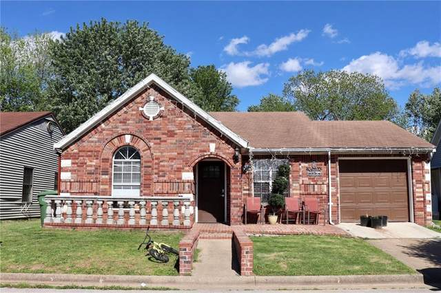 1221 12th Street, Rogers, AR 72756 (MLS #1183857) :: United Country Real Estate