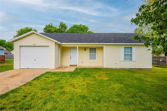 1321 Aspen Circle, Elkins, AR 72727 (MLS #1183873) :: United Country Real Estate