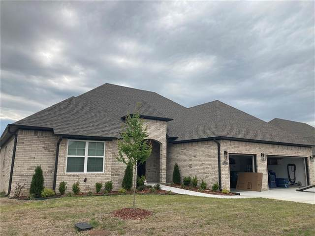 3730 E Spyglass Hill Drive, Fayetteville, AR 72701 (MLS #1183882) :: Five Doors Network Northwest Arkansas