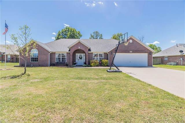 8008 Covington Drive, Siloam Springs, AR 72761 (MLS #1183908) :: United Country Real Estate