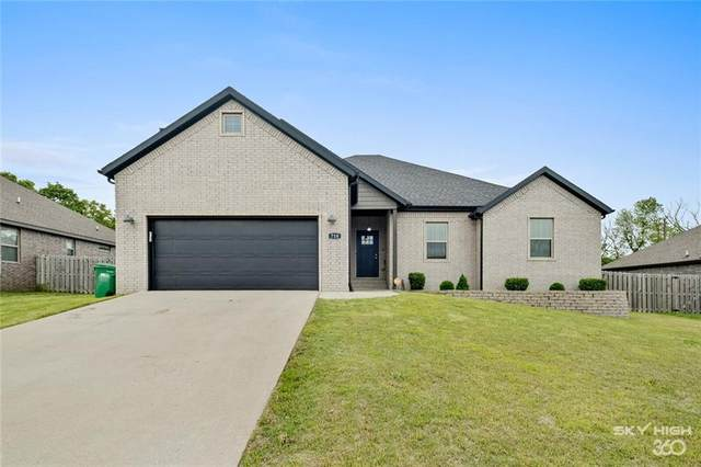 710 Hawthorn Way, Centerton, AR 72719 (MLS #1183928) :: Fort Smith Real Estate Company