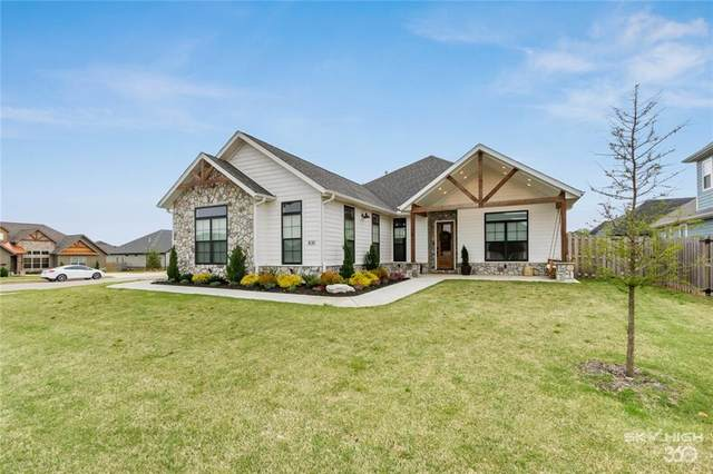 830 Big Horn Street, Bentonville, AR 72712 (MLS #1183939) :: Fort Smith Real Estate Company
