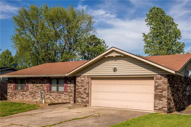 1609 Greenbriar Street, Springdale, AR 72762 (MLS #1183951) :: Five Doors Network Northwest Arkansas