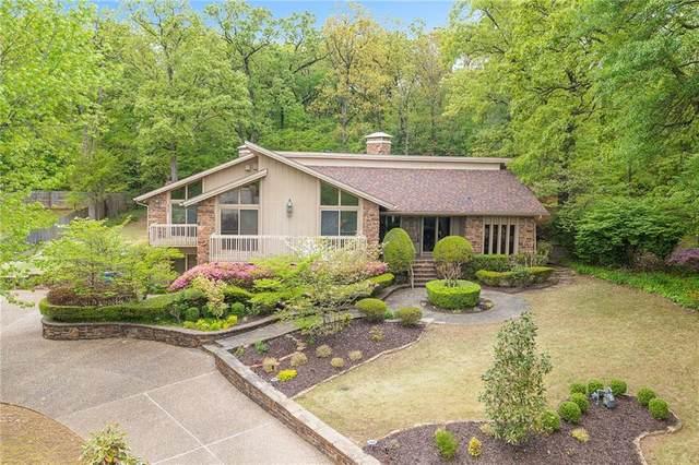 3707 Old Oaks Lane, Fort Smith, AR 72903 (MLS #1184000) :: McNaughton Real Estate