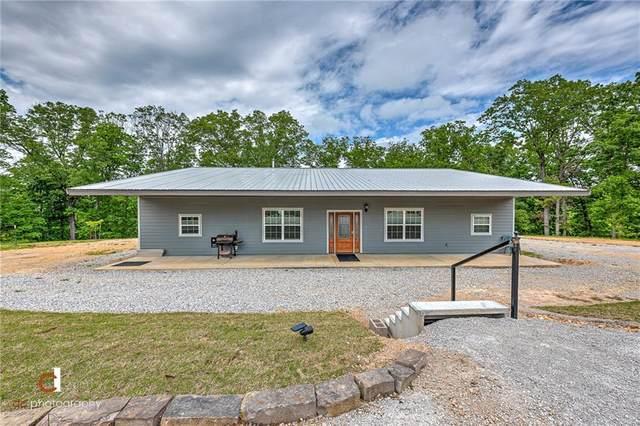 12615 Highway 187, Eureka Springs, AR 72631 (MLS #1184042) :: Five Doors Network Northwest Arkansas