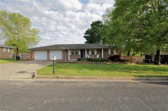 1209 Spruce Avenue, Berryville, AR 72616 (MLS #1184104) :: Five Doors Network Northwest Arkansas
