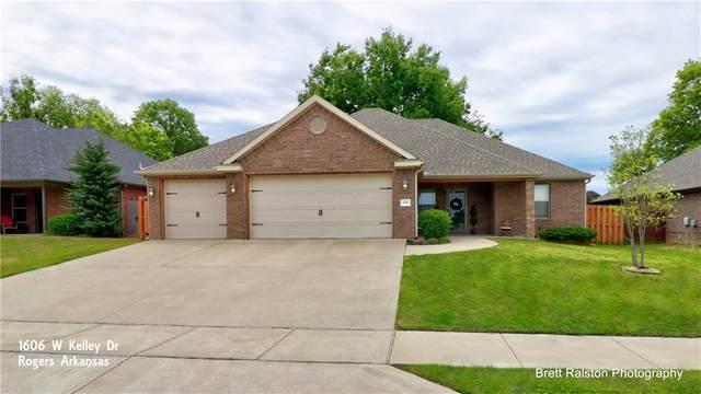 1606 W Kelley Drive, Rogers, AR 72756 (MLS #1184148) :: Five Doors Network Northwest Arkansas