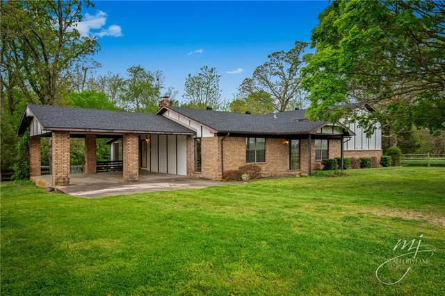 106 SW Sunset Drive, Gravette, AR 72736 (MLS #1184196) :: Five Doors Network Northwest Arkansas