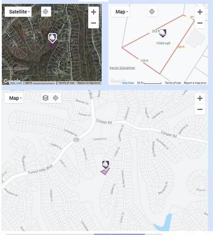 Lot 17 Block 1 Cobb Circle, Bella Vista, AR 72715 (MLS #1184198) :: Five Doors Network Northwest Arkansas