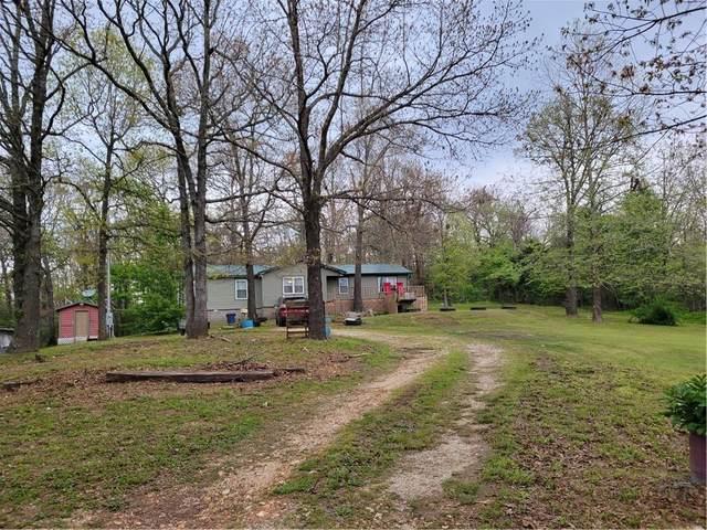 301 Madison 1456, Huntsville, AR 72740 (MLS #1184222) :: Five Doors Network Northwest Arkansas