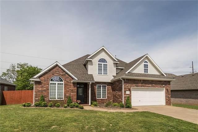 1506 S Breckenridge Loop, Rogers, AR 72756 (MLS #1184233) :: Five Doors Network Northwest Arkansas
