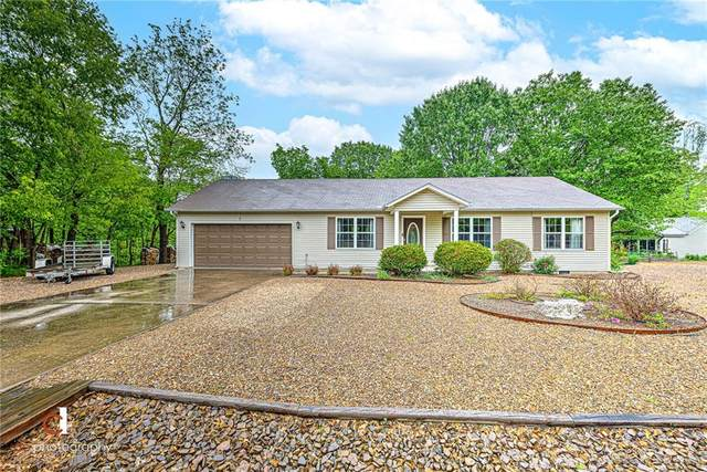 7 Walney Drive, Bella Vista, AR 72715 (MLS #1184271) :: Five Doors Network Northwest Arkansas