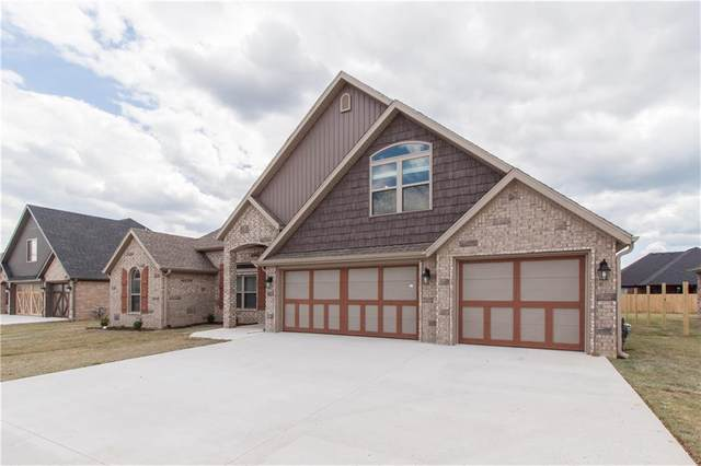 1073 Ruscello Avenue, Springdale, AR 72762 (MLS #1184287) :: Five Doors Network Northwest Arkansas