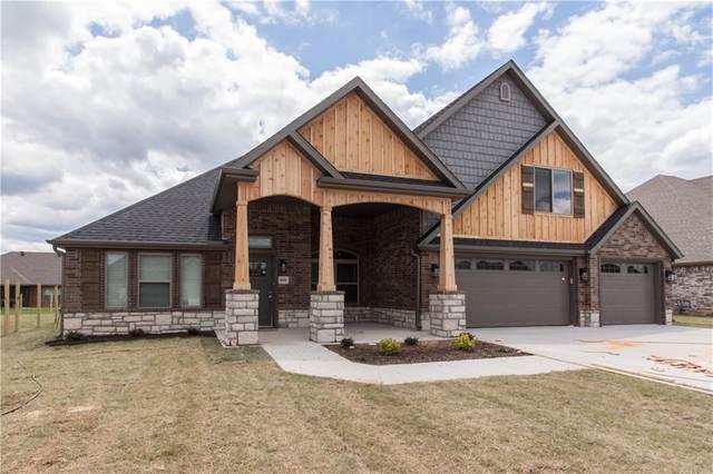 1089 Ruscello Avenue, Springdale, AR 72762 (MLS #1184294) :: Five Doors Network Northwest Arkansas