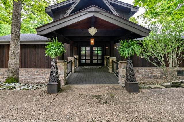 951 S Bayshore Drive, Eureka Springs, AR 72631 (MLS #1184295) :: Annette Gore Team | EXP Realty