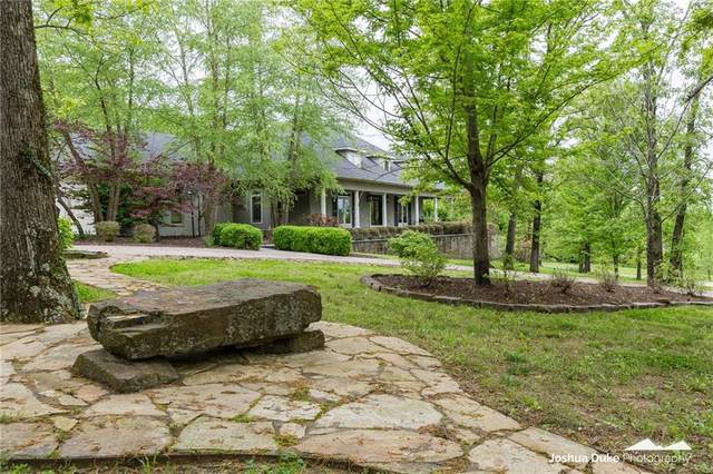 4081 N Crossover Road, Fayetteville, AR 72703 (MLS #1184323) :: McNaughton Real Estate