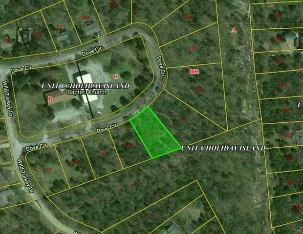 Dove Circle, Holiday Island, AR 72631 (MLS #1184342) :: NWA House Hunters | RE/MAX Real Estate Results