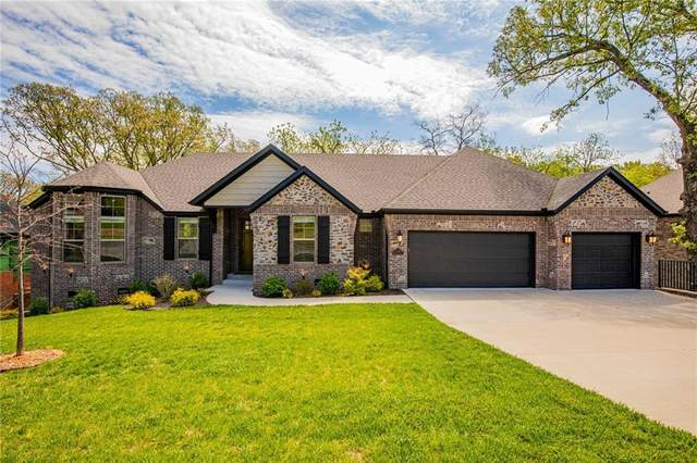 2204 NW Small Oaks Street, Bentonville, AR 72712 (MLS #1184352) :: Annette Gore Team | EXP Realty