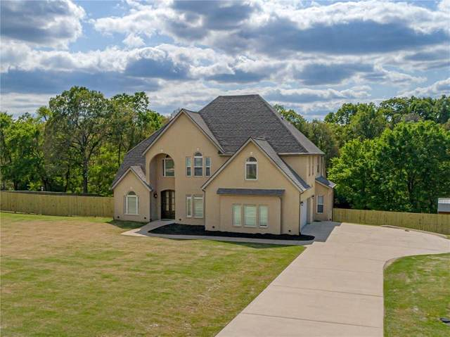 13523 Meadow Ridge, Fayetteville, AR 72704 (MLS #1184364) :: Annette Gore Team | EXP Realty