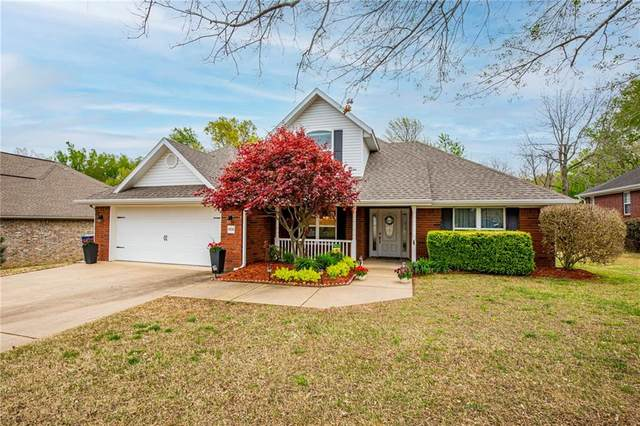 406 Old Forge Drive, Bentonville, AR 72712 (MLS #1184420) :: Annette Gore Team | EXP Realty