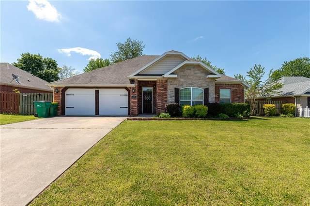 153 Carrington Avenue, Springdale, AR 72764 (MLS #1184459) :: Five Doors Network Northwest Arkansas