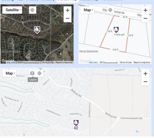 Lot 45 Block 6 Glyndebourne Drive, Bella Vista, AR 72714 (MLS #1184484) :: Five Doors Network Northwest Arkansas
