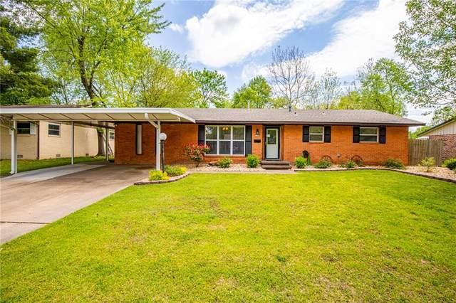 619 Henryetta Street, Springdale, AR 72762 (MLS #1184493) :: Five Doors Network Northwest Arkansas