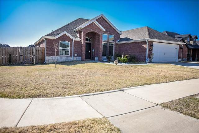 395 Lone Jack Drive, Fayetteville, AR 72704 (MLS #1184494) :: Five Doors Network Northwest Arkansas
