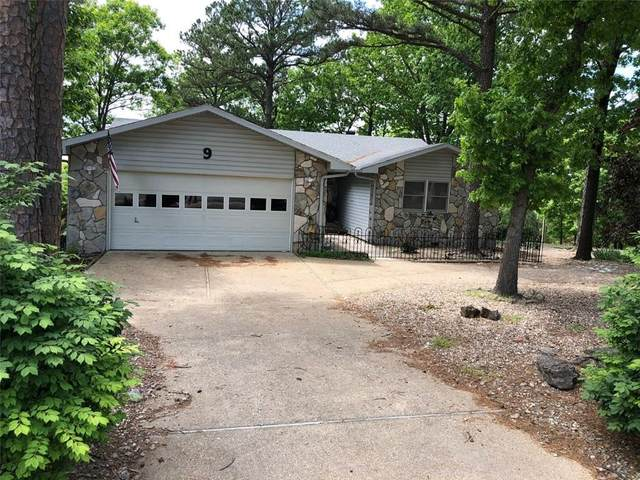 9 Rancho Vista Lane, Holiday Island, AR 72631 (MLS #1184502) :: Annette Gore Team | EXP Realty