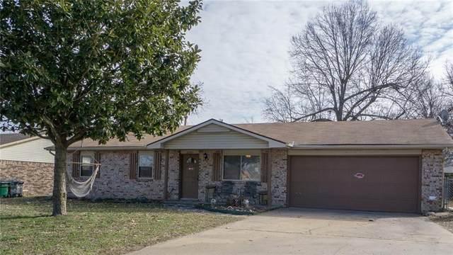 2205 Ann Street, Springdale, AR 72762 (MLS #1184511) :: Five Doors Network Northwest Arkansas
