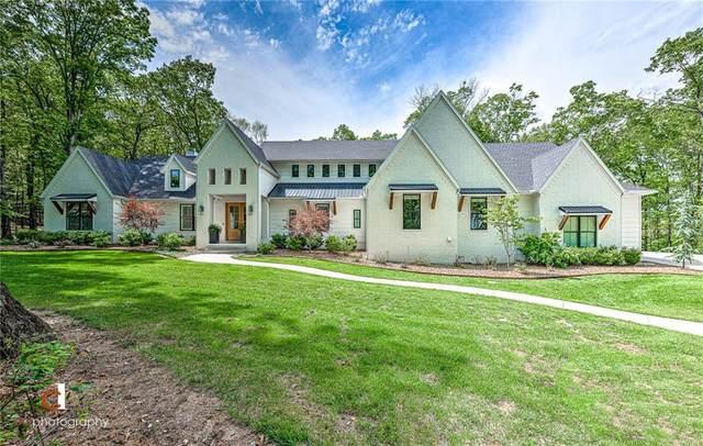 1656 E Bowen Boulevard, Fayetteville, AR 72703 (MLS #1184520) :: McMullen Realty Group