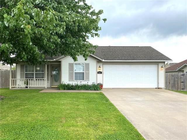 1107 W Flynt Street, Siloam Springs, AR 72761 (MLS #1184561) :: Five Doors Network Northwest Arkansas