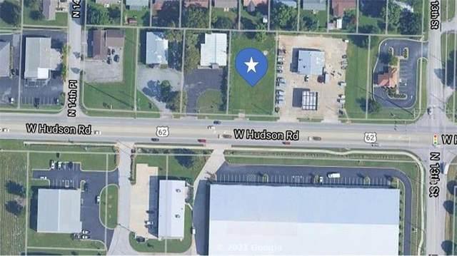 1307 1/2 W Hudson Road, Rogers, AR 72756 (MLS #1184565) :: Annette Gore Team | EXP Realty