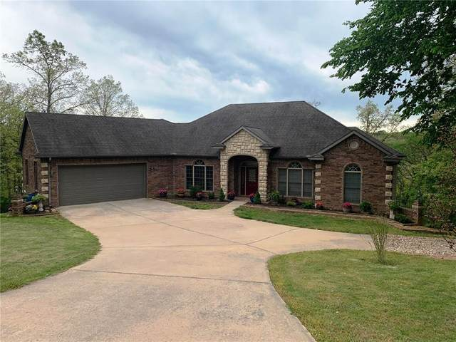 7 Dunblane Lane, Bella Vista, AR 72715 (MLS #1184590) :: Five Doors Network Northwest Arkansas