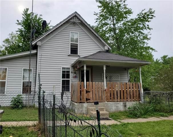 1691 Highway 127, Huntsville, AR 72740 (MLS #1184616) :: Five Doors Network Northwest Arkansas