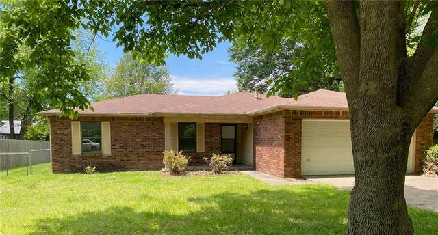 345 E Pharris Drive, Fayetteville, AR 72703 (MLS #1184700) :: Five Doors Network Northwest Arkansas