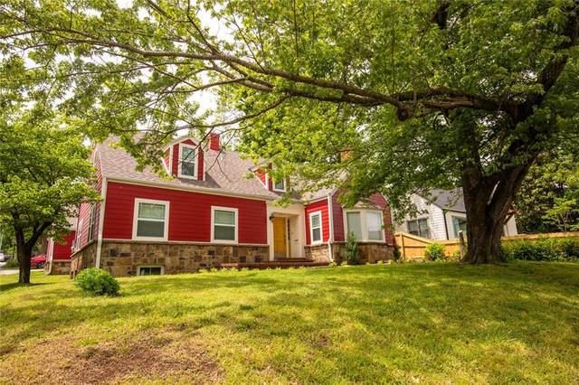 335 N Gregg Avenue, Fayetteville, AR 72701 (MLS #1184742) :: McNaughton Real Estate