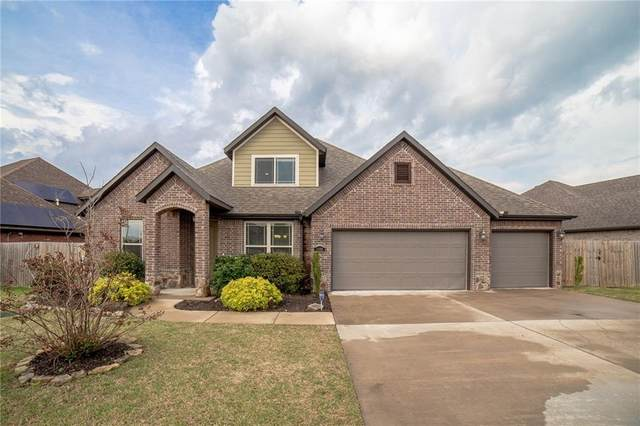 1100 Vista Bell Drive, Cave Springs, AR 72718 (MLS #1184791) :: McMullen Realty Group