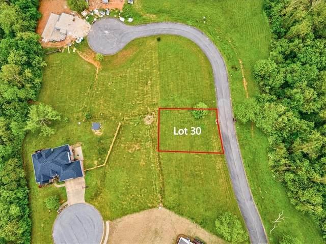 Lot 30 Hopkins Lane, Pea Ridge, AR 72751 (MLS #1184967) :: McMullen Realty Group