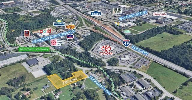 5421 W Horsebarn Lane, Rogers, AR 72758 (MLS #1185088) :: Five Doors Network Northwest Arkansas