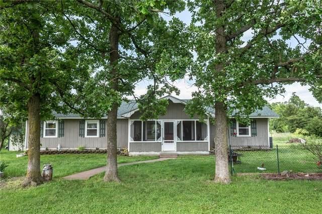 375 Rogers Road, Southwest City, MO 64863 (MLS #1185117) :: McNaughton Real Estate