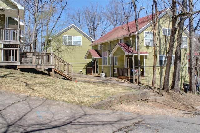 229 S Gregg Avenue, Fayetteville, AR 72701 (MLS #1185134) :: McMullen Realty Group