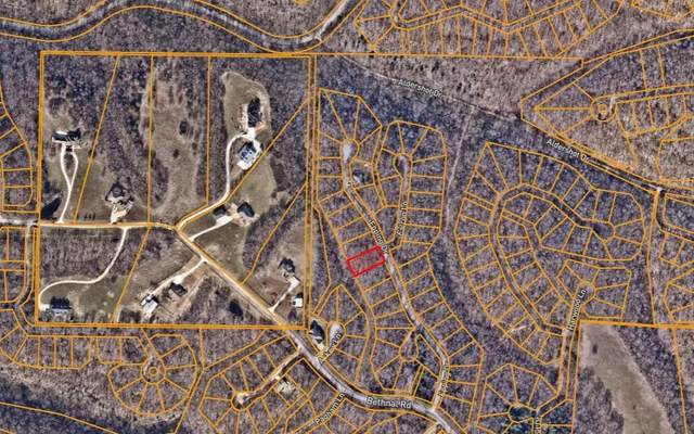 Epping Drive, Bella Vista, AR 72714 (MLS #1185151) :: McNaughton Real Estate