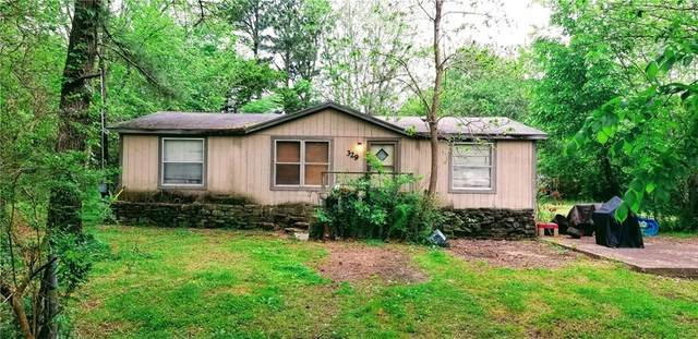 329 S Scott Avenue, Fayetteville, AR 72701 (MLS #1185192) :: McNaughton Real Estate