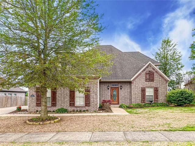6405 Heritage Avenue, Bentonville, AR 72713 (MLS #1185248) :: Five Doors Network Northwest Arkansas