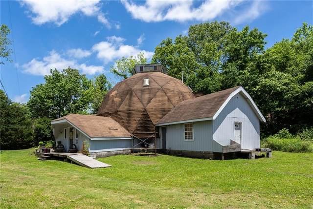 158 S Beaver Springs Road, W Siloam Springs, OK 74964 (MLS #1185402) :: McMullen Realty Group