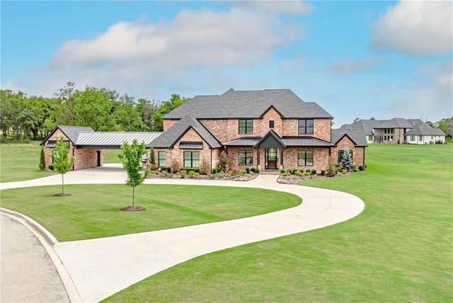 1731 West End Avenue, Centerton, AR 72719 (MLS #1185490) :: McNaughton Real Estate