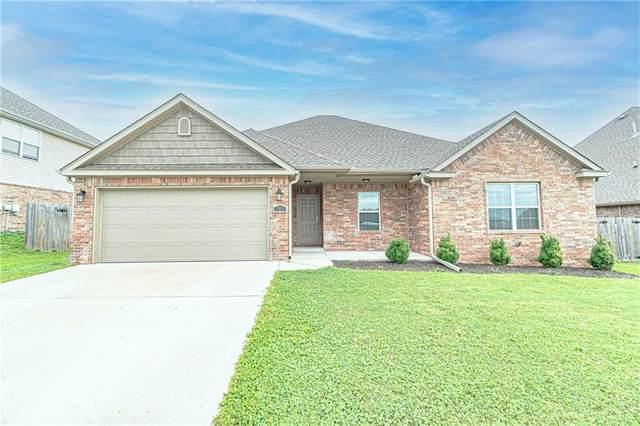 740 Saddlehorn Drive, Centerton, AR 72719 (MLS #1185491) :: McNaughton Real Estate