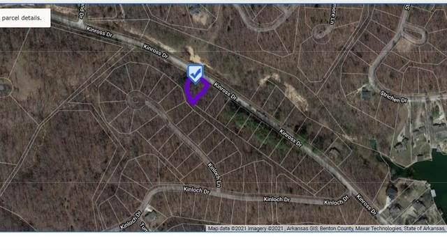 Lot 45 Kinross Drive, Bella Vista, AR 72715 (MLS #1185504) :: McNaughton Real Estate