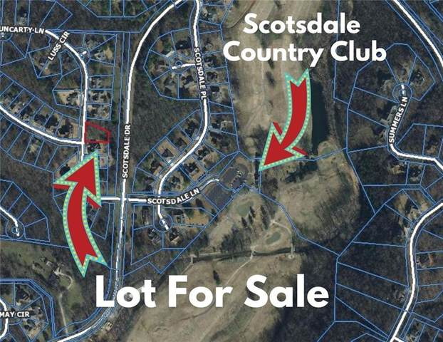 Luncarty Lane, Bella Vista, AR 72715 (MLS #1185587) :: McMullen Realty Group